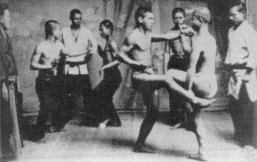 Bunkai Miyagi Dojo