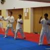 nácvik kumite